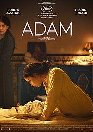 "Affiche du film ""ADAM"""