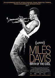 """Filmplakat für """"MILES DAVIS: BIRTH OF THE COOL"""""""