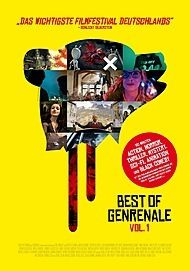 "Movie poster for ""BEST OF GENRENALE VOL. 1 """