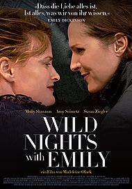 """Filmplakat für """"WILD NIGHTS WITH EMILY"""""""