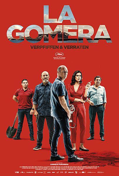 """Filmplakat für """"LA GOMERA"""""""