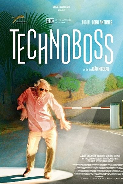 "Movie poster for ""TECHNOBOSS"""