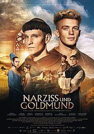 """Movie poster for """"Narziss und Goldmund"""""""