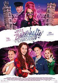 """Filmplakat für """"Vier zauberhafte Schwestern"""""""