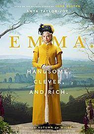"Affiche du film ""EMMA (2020)"""