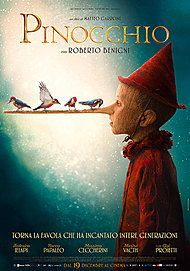 "Movie poster for ""PINOCCHIO"""