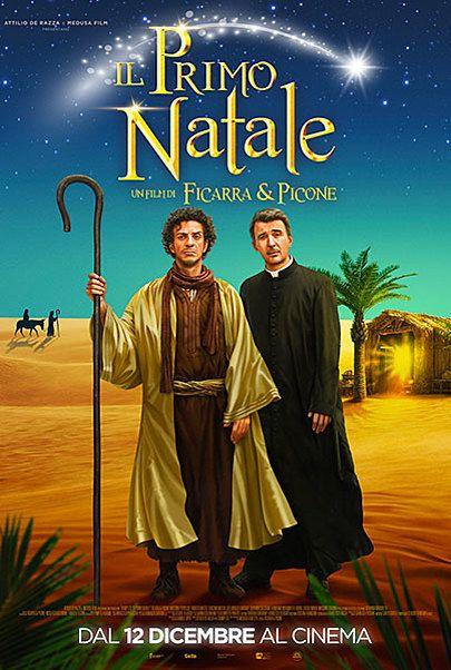 "Movie poster for ""IL PRIMO NATALE"""