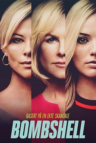 """Movie poster for """"BOMBSHELL"""""""