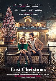 """Movie poster for """"LAST CHRISTMAS"""""""