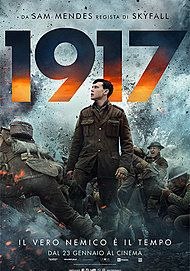 "Movie poster for ""1917"""