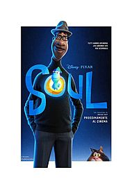 "Movie poster for ""SOUL"""