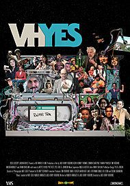 "Movie poster for ""VHYES"""