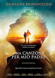 """Movie poster for """"UNA CANZONE PER MIO PADRE"""""""