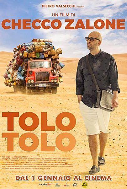 "Movie poster for ""TOLO TOLO"""