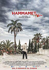 "Movie poster for ""HAMMAMET"""