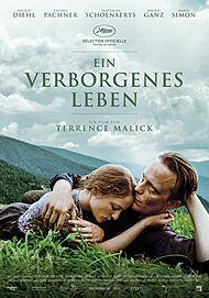 """Filmplakat für """"EIN VERBORGENES LEBEN"""""""