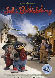 """Movie poster for """"JUL I BAKKEKØBING"""""""