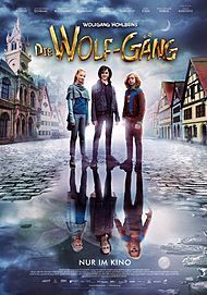 """Movie poster for """"Die Wolf-Gäng"""""""
