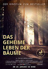 """Movie poster for """"DAS GEHEIME LEBEN DER BÄUME"""""""