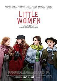 """Movie poster for """"LITTLE WOMEN"""""""