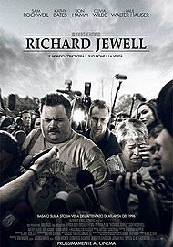 "Movie poster for ""RICHARD JEWELL"""