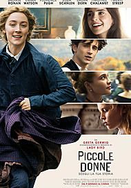 """Movie poster for """"PICCOLE DONNE"""""""