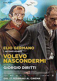 "Movie poster for ""VOLEVO NASCONDERMI"""