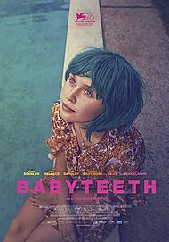 "Movie poster for ""BABYTEETH"""