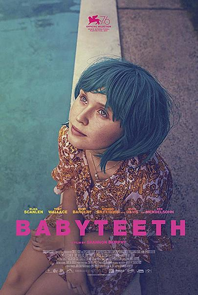 """Affiche du film """"BABYTEETH"""""""