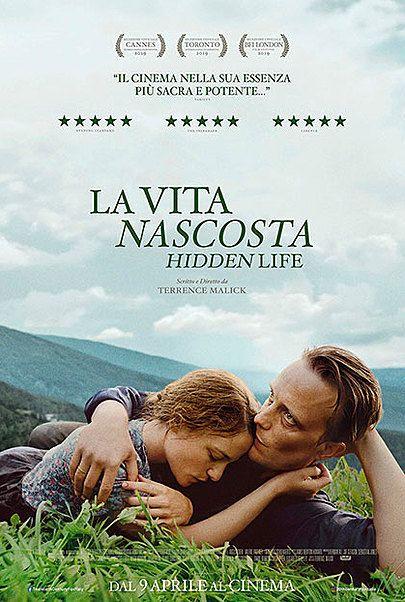 "Movie poster for ""LA VITA NASCOSTA """