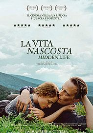 "Movie poster for ""LA VITA NASCOSTA """