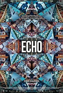 "Movie poster for ""ECHO"""