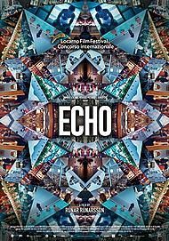 """Movie poster for """"ECHO"""""""