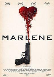 """Movie poster for """"MARLENE"""""""