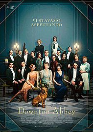 """Movie poster for """"DOWNTON ABBEY """""""