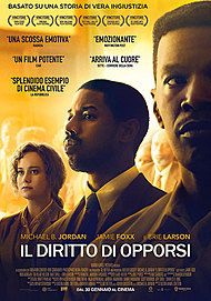 "Movie poster for ""IL DIRITTO DI OPPORSI"""