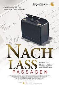 """Filmplakat für """"NACHLASS - PASSAGEN"""""""