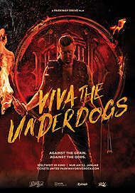 """Movie poster for """"VIVA THE UNDERDOGS"""""""