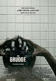 """Movie poster for """"THE GRUDGE"""""""
