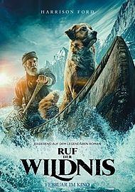"""Filmplakat für """"RUF DER WILDNIS"""""""
