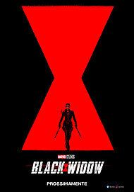 """Movie poster for """"BLACK WIDOW"""""""