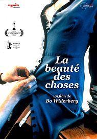 """Affiche du film """"LA BEAUTE DES CHOSES"""""""