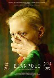 """Movie poster for """"BEANPOLE"""""""