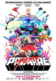 """Movie poster for """"PROMARE"""""""