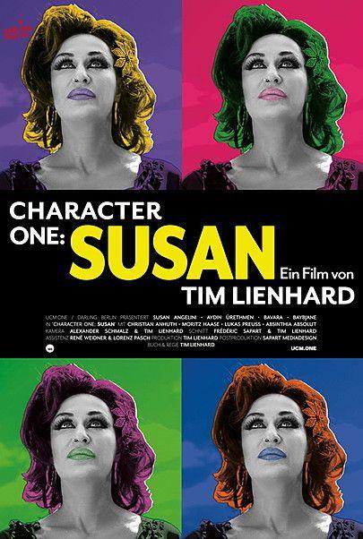 "Filmplakat für ""CHARACTER ONE: SUSAN"""