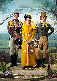 """Movie poster for """"EMMA"""""""