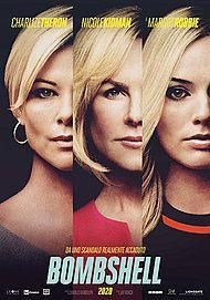 """Movie poster for """"BOMBSHELL - LA VOCE DELLO SCADALO"""""""