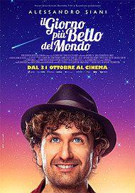 """Movie poster for """"IL GIORNO PIÙ BELLO DEL MONDO"""""""