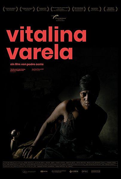 "Filmplakat für ""VITALINA VARELA"""