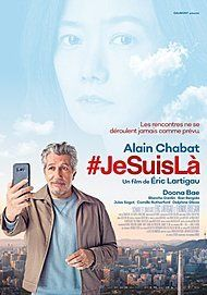 "Movie poster for ""#JESUISLA"""